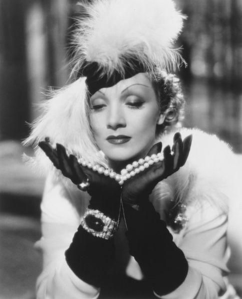 Marlene Dietrich in Frank Borzage's Desire (1936)