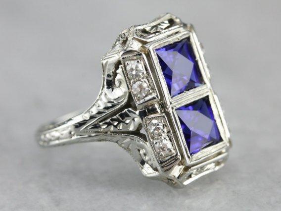 sapphire-diamond-art-deco-dinner-ring